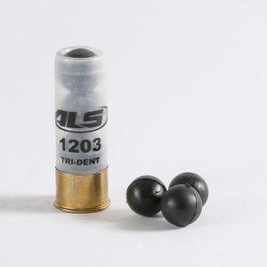 ALS1203 - Tri-Dent .69 Cal. Rubber Balls (3-count)
