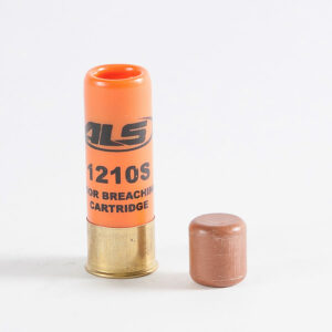 ALS1210S - Door Breaching Cartridge (375 Grain Frangible Copper-Tin Slug)