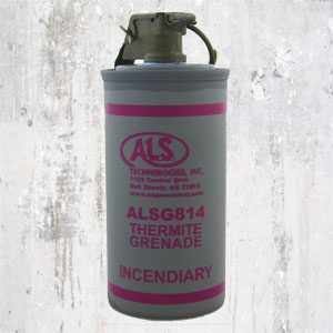 Thermite Incendiary Grenade (ALSG814)