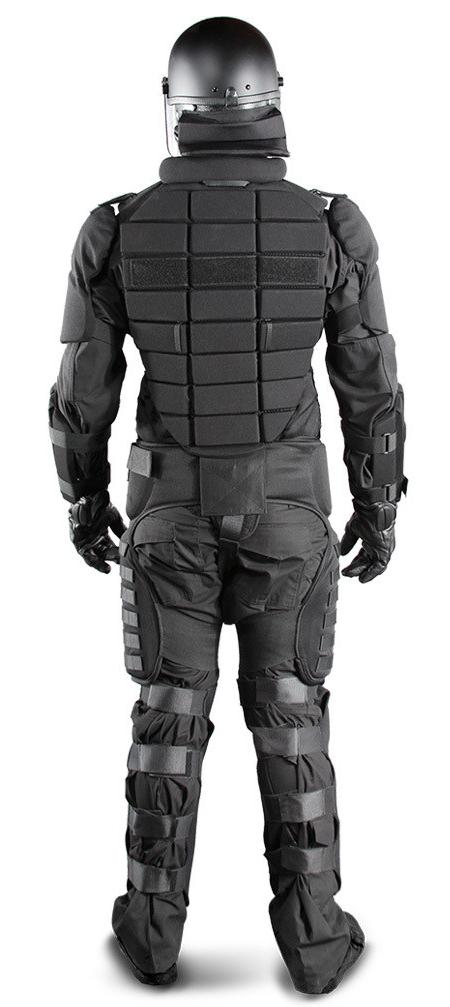 Imperial Full Body Protection Kit Back