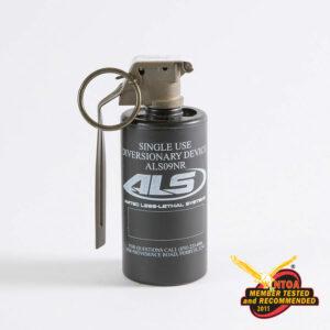ALS09NR - Diversionary Device, Single Use, NON-RELOADABLE
