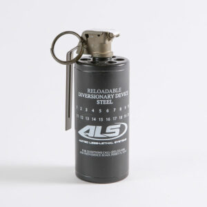 ALS4140 - Reloadable Steel Body (Reloadable 40 Times with ALS09) - Minimum Order Qty is 2