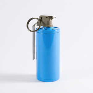 ALS4140B - Reloadable Steel Training Body UN Blue (For use with ALSM201T Training Fuze) - Minimum Order Qty is 2