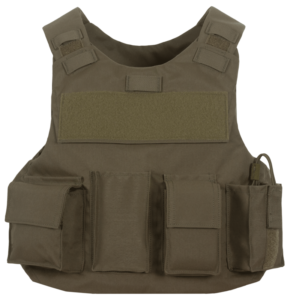 Tactical Outer Carrier, Fixed pockets (TOC.F)