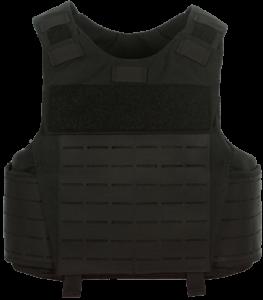 Tactical Cummerbund Carrier, Laser-Cut MOLLE (TCC.L)