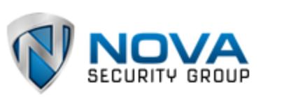 NOVA Security Group Logo