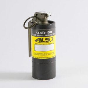 ALSD450 Multi-Blast Stun Grenade (7 Separate Submunitions)