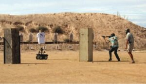 TRACS Firearms Robot