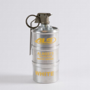 Triple Action Grenade in White Smoke (ALSG973W)