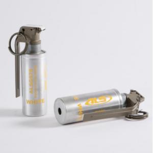 Pocket Smoke Grenade White Smoke (ALSG978W), Red (ALSG978R), Green (ALSG978G), & Violet (ALSG978V)