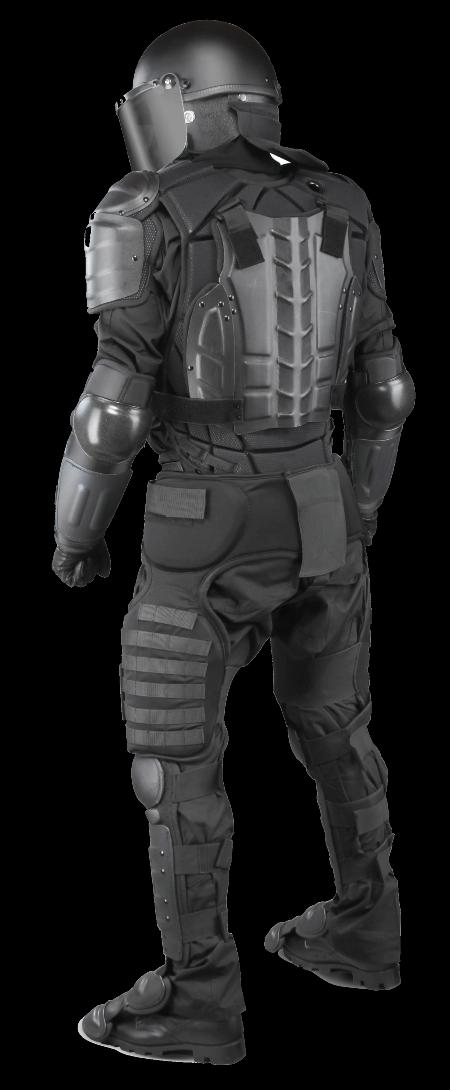 DFX2 Full Body Protection Kit Back