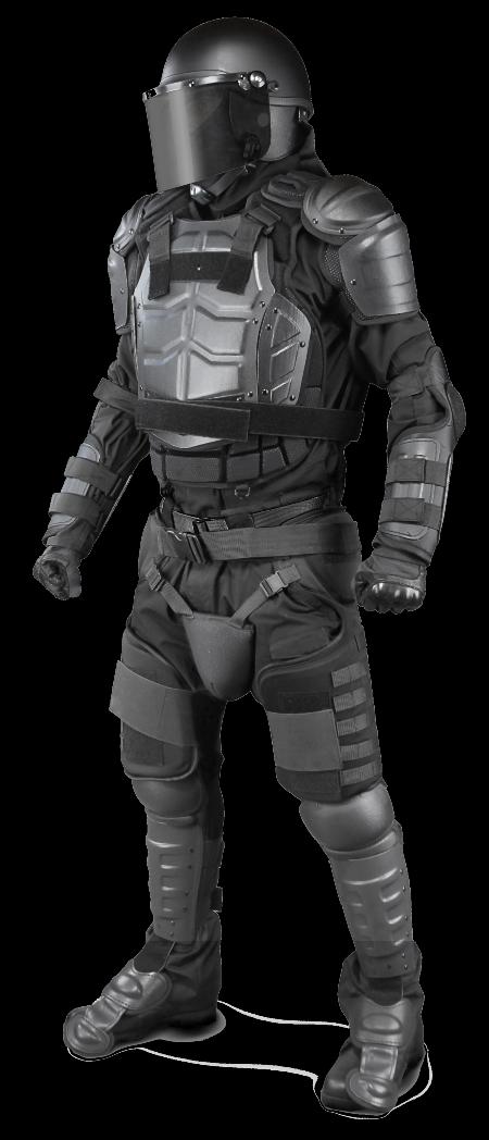DFX2 Full Body Protection Kit Front