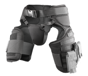 DFX2 Thigh Groin Protector with Molle System