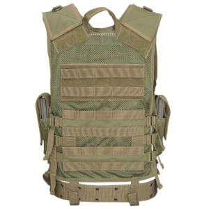 Elite Tactical Vest Back Item #: ETV