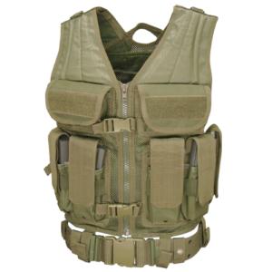 Elite Tactical Vest Front Item #: ETV