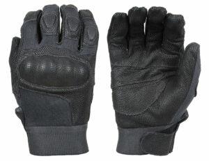 a.NITROTM Cut Resistant Digital Leather & Carbon-TekTM Fiber Knuckles (Item # DMZ33)