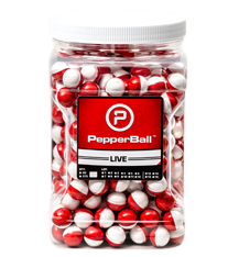 PepperBall Live Projectile Container