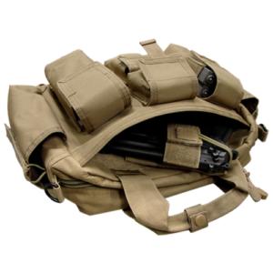Tactical Response Bag Interior