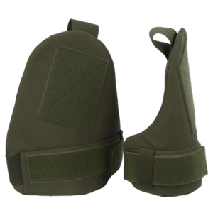  Bicep Protectors (pair) with soft armor panels