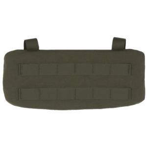 Lower Back Protector with soft armor panels