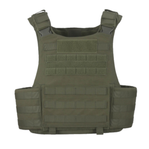 ATLAS T5 Extended Coverage Tactical Vest Front