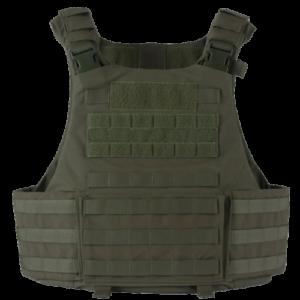 Atlas T7 Full Coverage Tactical Vest Front