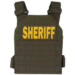 HRN-PH1 Tactical Plate Harness Front