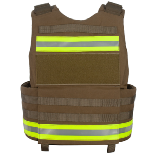 PH4.FRM – First Responder Tactical Carrier Molle Back