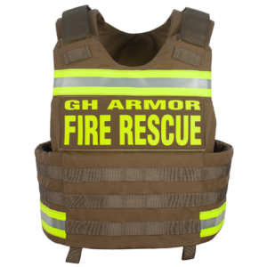 PH4.FRM – First Responder Tactical Carrier Molle Front