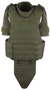 Quad Modular Tactical Vest Front