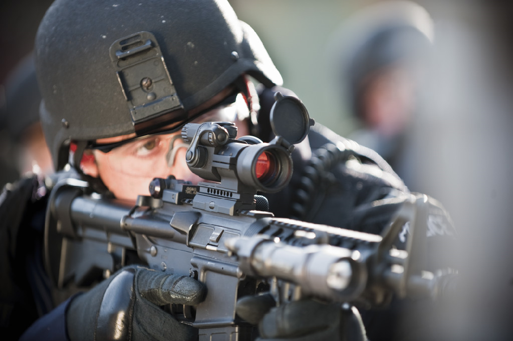 Aimpoint The Originator of Red Dot Sighting Technology