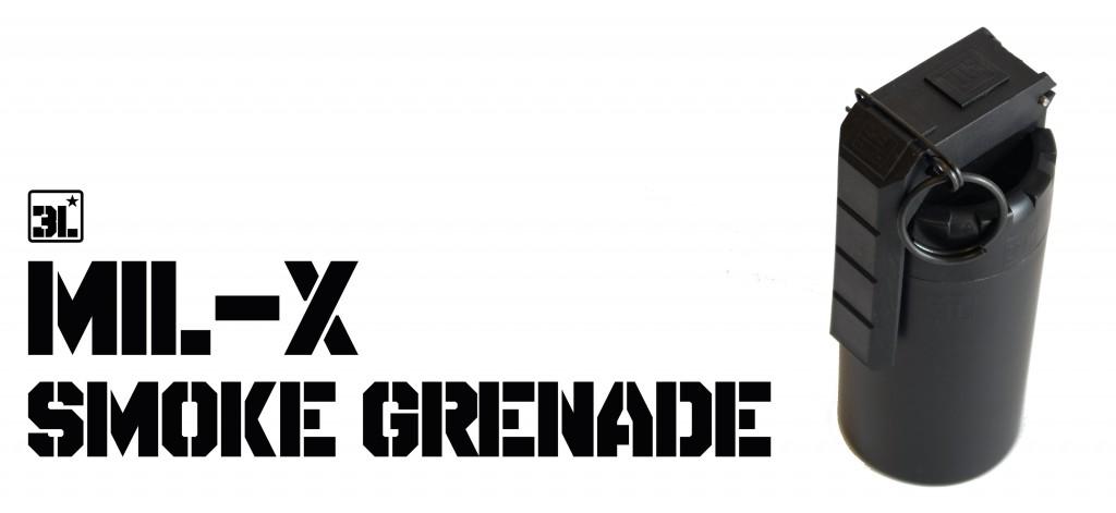 Enola Gaye MIL-X Smoke Grenade